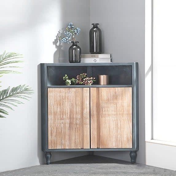 Simple Home Deco Corner Storage Cabinet Omo Lifestyle