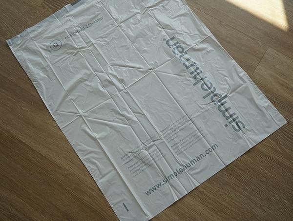 Simple Human Trash Bag Can Liners
