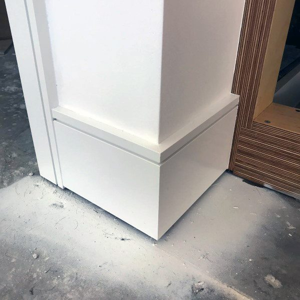 Simple Ideas For Modern Baseboards