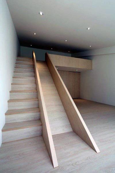 Simple Indoor Slides