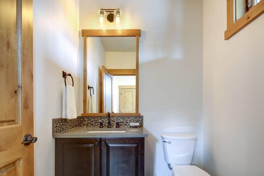 Simple Interior Powder Room Ideas 2
