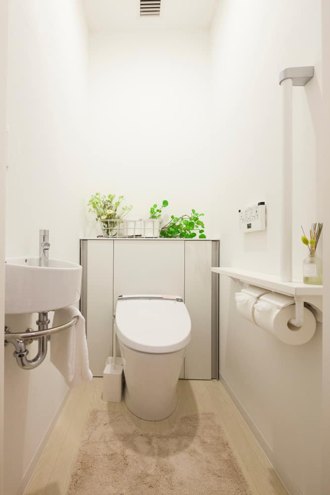 Simple Interior Powder Room Ideas 4