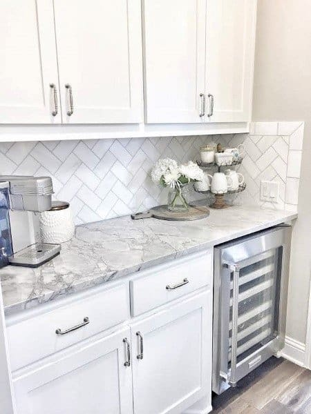 Simple Kitchen Backsplash Designs