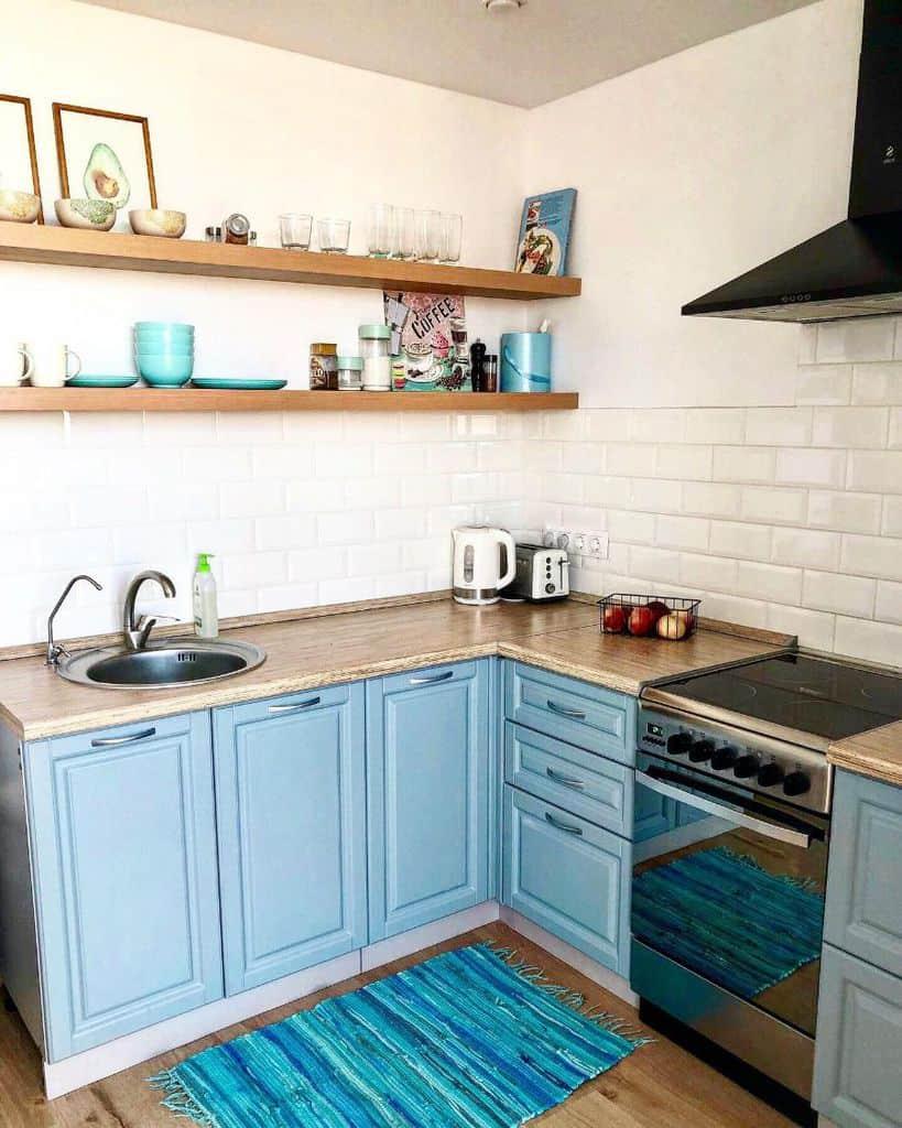 simple kitchenette ideas helensoonrich