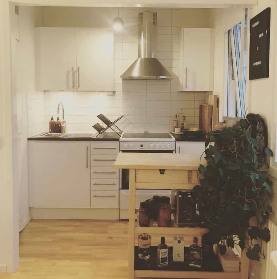 simple kitchenette ideas interiorsbylu
