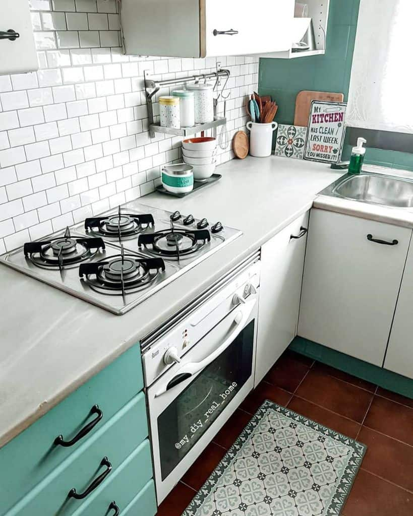 simple kitchenette ideas my_diy_real_home