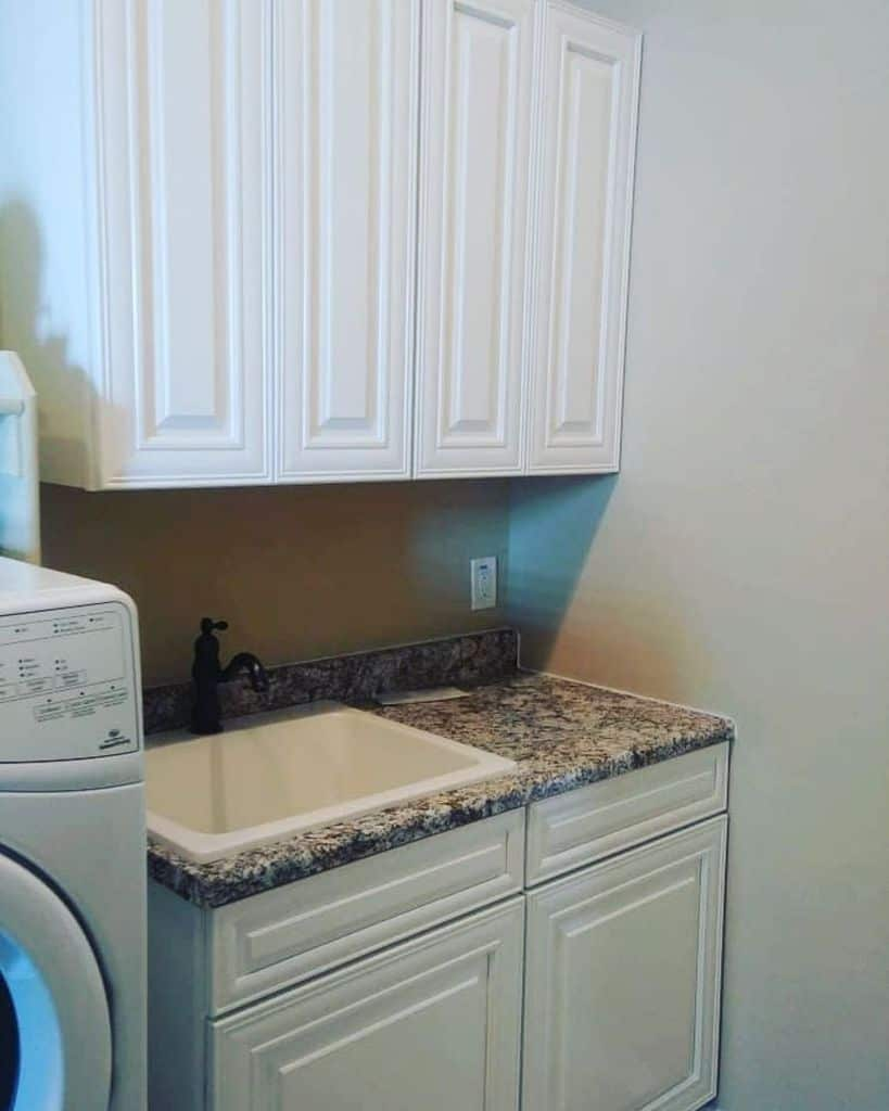 simple laundry room cabinet ideas firstinlinehome