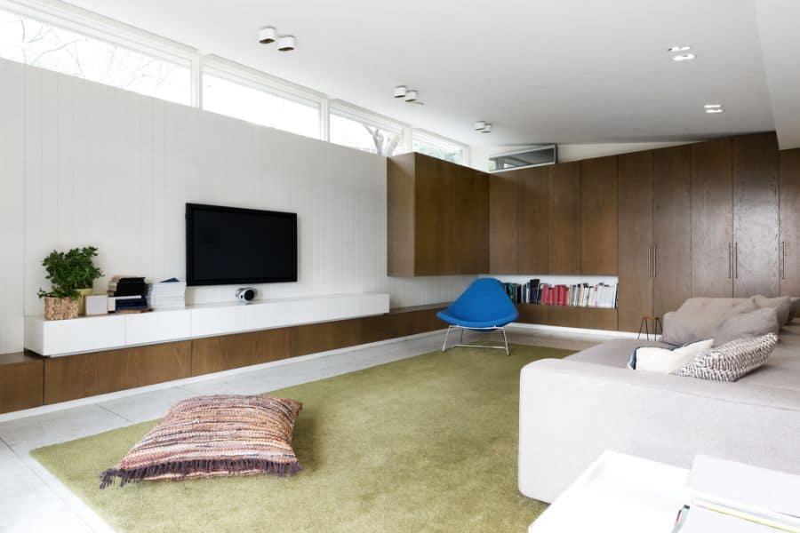 Simple Living Room Interior 3