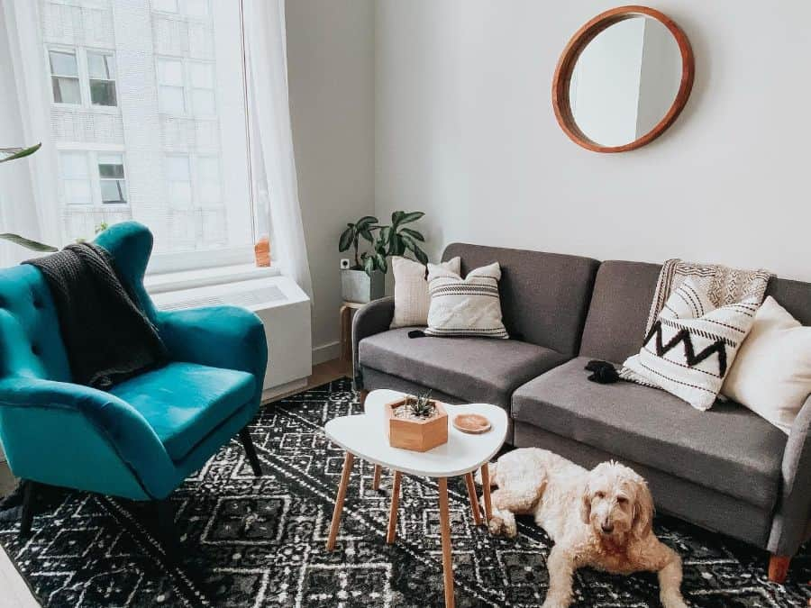 Simple Living Room Interior Kaygourlay