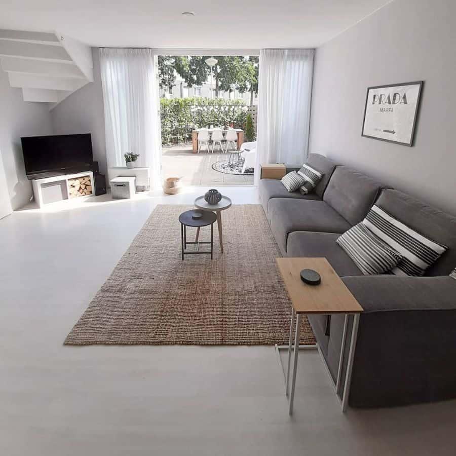 simple long living room ideas simonaatjeshome