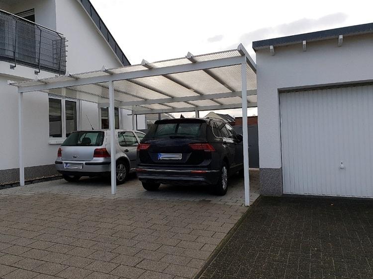 Simple Metal Carport Ideas