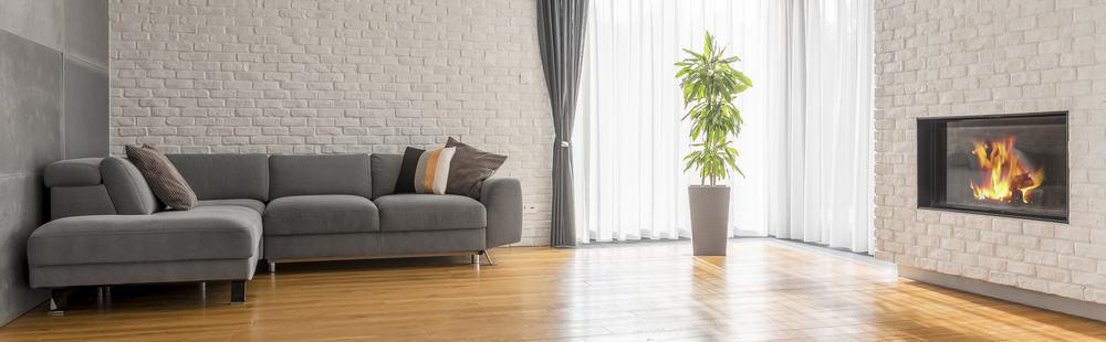 Simple Minimalist Living Room 1