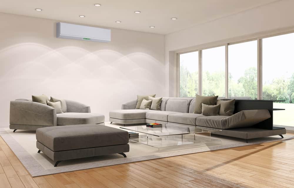 Simple Minimalist Living Room 2