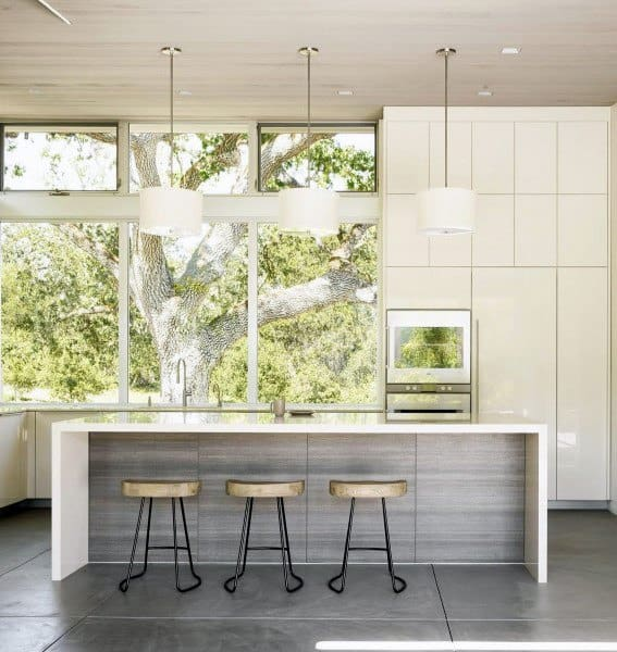 Simple Modern Kitchen Design Inspiration