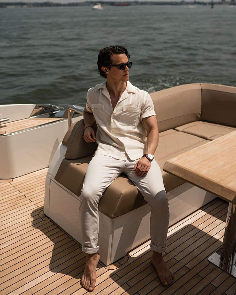 Simple Nautical Style