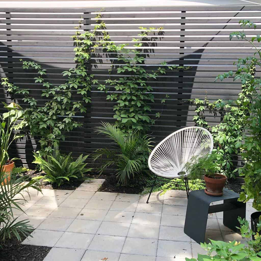 simple small backyard ideas alamodemontreal