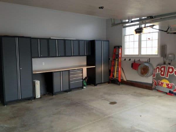 Simple Storage Ideas For Garages