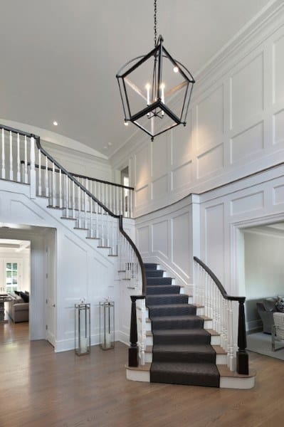 Simple Wainscoting Ideas