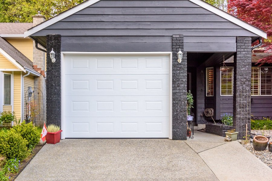 Sleek Garage Door Ideas