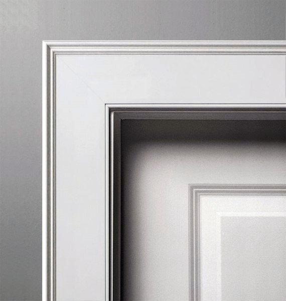 Simple Wood Contemporary Look Interior Ideas Door Trim