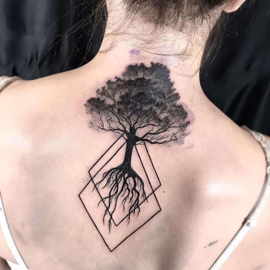 Top 50 Best Yggdrasil Tattoo Ideas