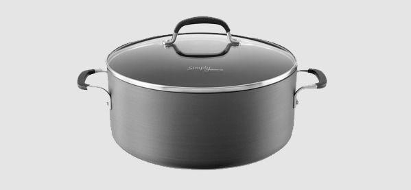 Simply Calphalon Dutch Oven Cooking Essentials