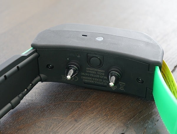 Simulation Prongs Sportdog Brand Tek Series 1 5 Gps Tracking Plus E Collar