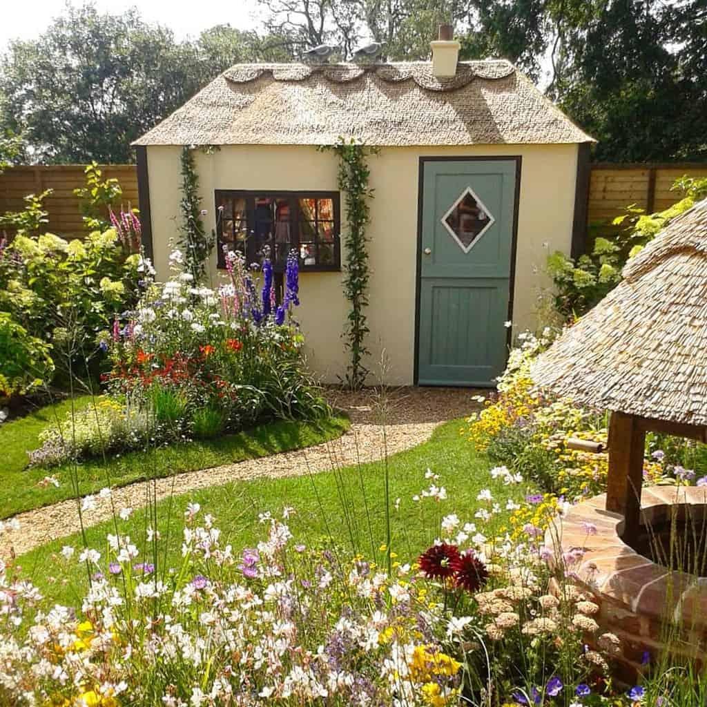 single shed door ideas flintcottage