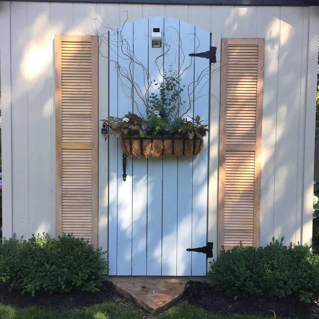 single shed door ideas inspiredliving_ham_