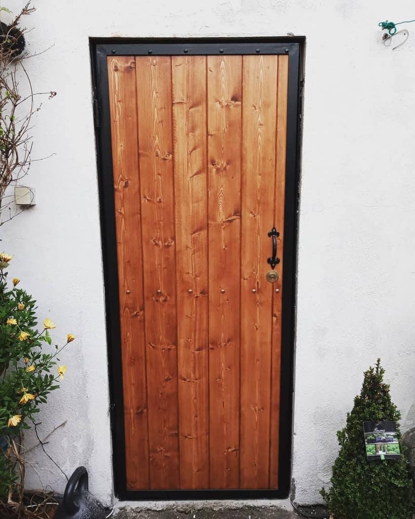 single shed door ideas steelandwoodcraft.ie