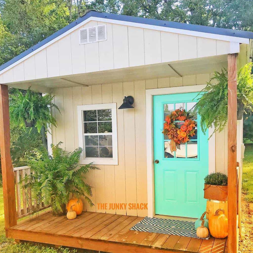 single shed door ideas thejunkyshack
