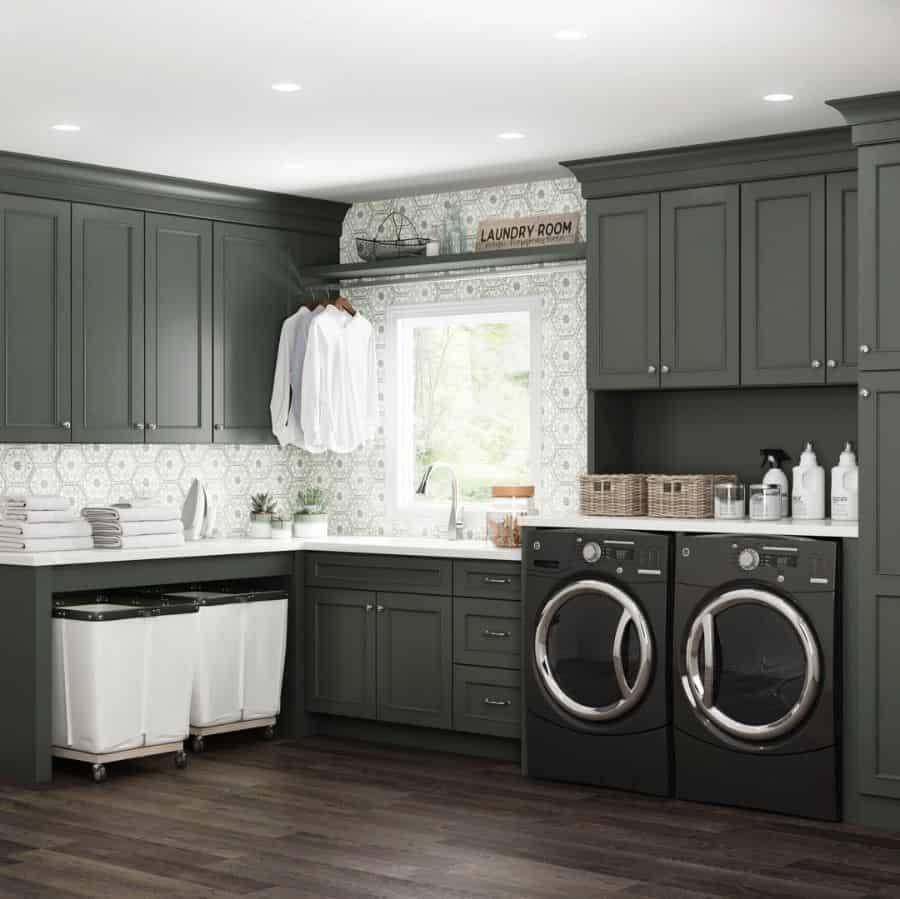 sink cabinet laundry room sink ideas durasupreme