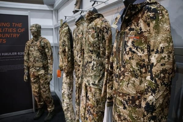 Sitka Hunting Clothing