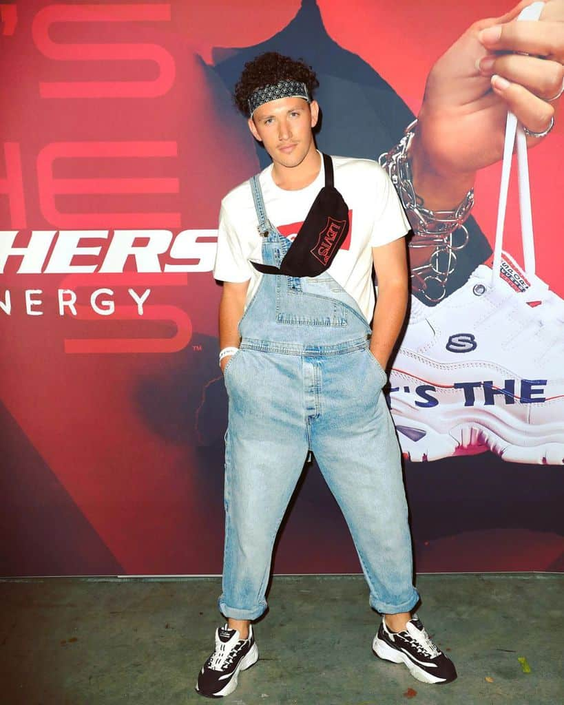 Skechers Gay Australia 90s Fashion