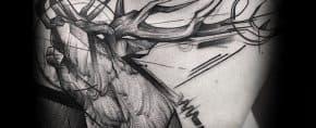 60 Sketch Tattoos For Men – Artistic Design Ideas