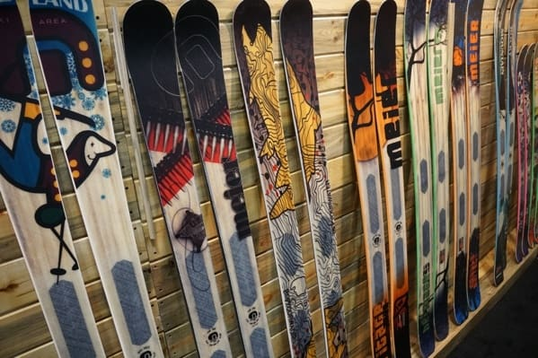 Ski Design Collection Outdoor Retailer 2018