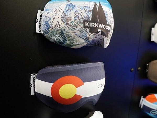 Ski Google Covers