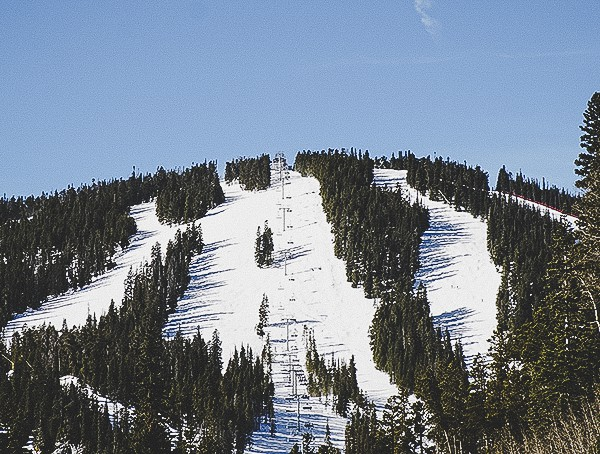 Skiing Field Test At Eldora Mountain Resort