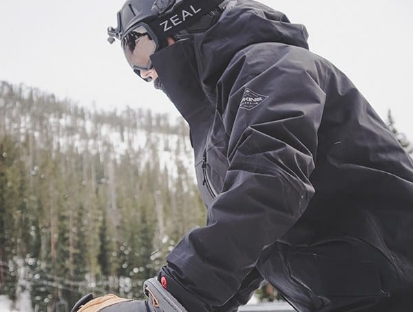 Skiing Mens Dakine Sawtooth Gore Tex 3l Jacket Review