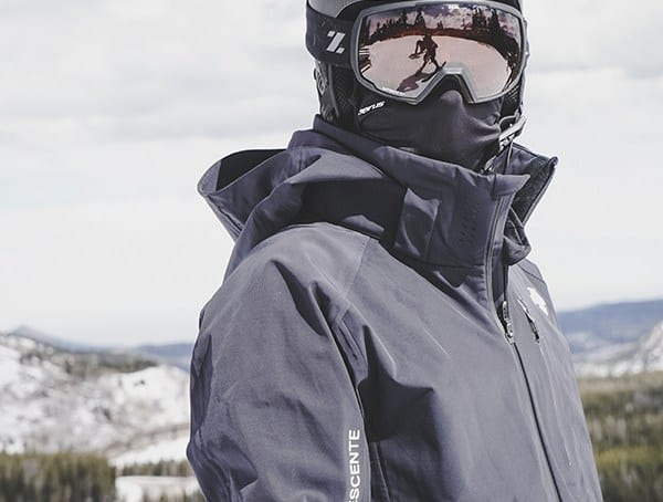 Skiing Review Mens Descente Octane 3l Shell
