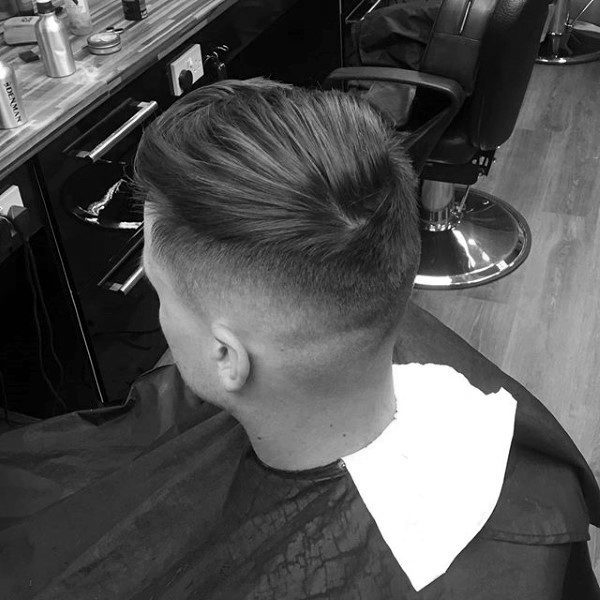 Skin Fade Haircut Ideas For Gentlemen