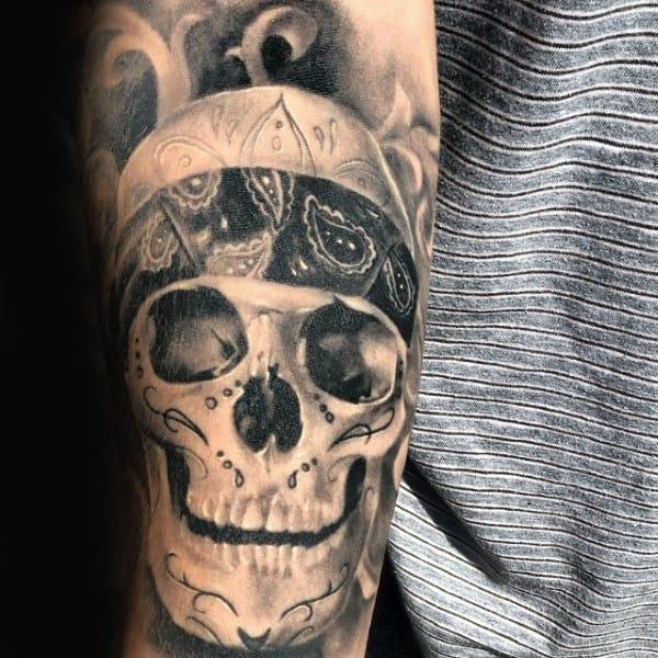 Biker tattoo 125+ Harley