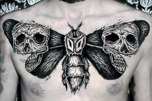 What Do Moth Tattoos Mean?