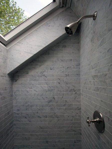 Skylight Shower Window Ideas