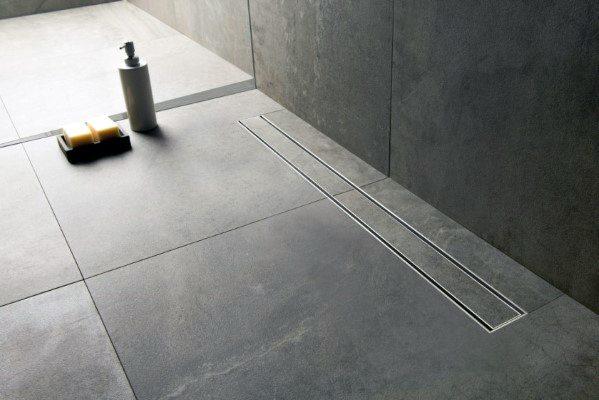 Slate Ceramic Ideas For Shower Floor Tiles