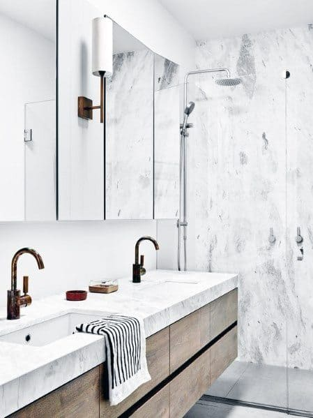 Sleek Bathroom Vanity Ideas