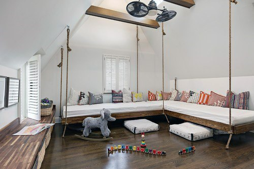Sleek Bonus Room Ideas Kids Play Room