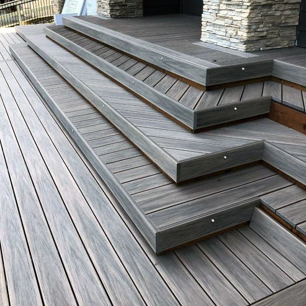 Sleek Deck Lighting Ideas
