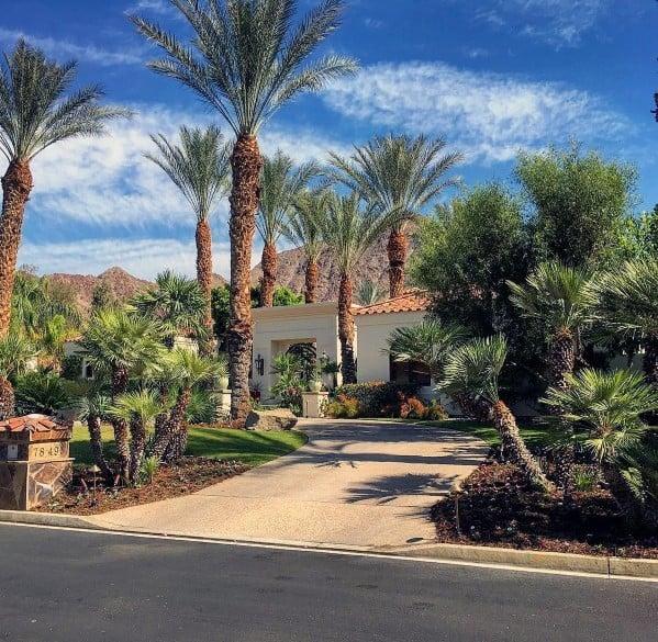 Sleek Desert Landscaping Ideas