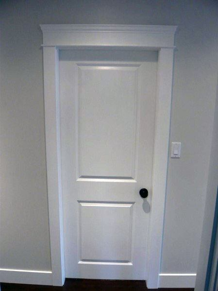 Sleek Door Trim Ideas